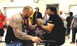 Devon Larratt vs. The Mountain