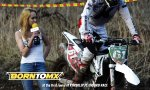 Interview an der Motocross-Strecke