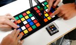 Movie : Rubiks Cube mal anders